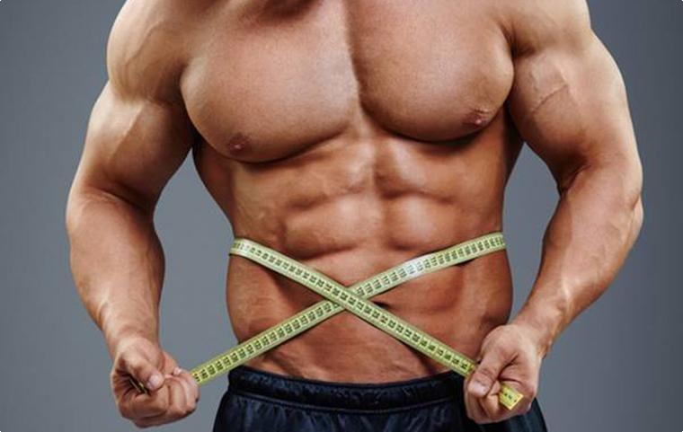 Наращивание мышц при похудении