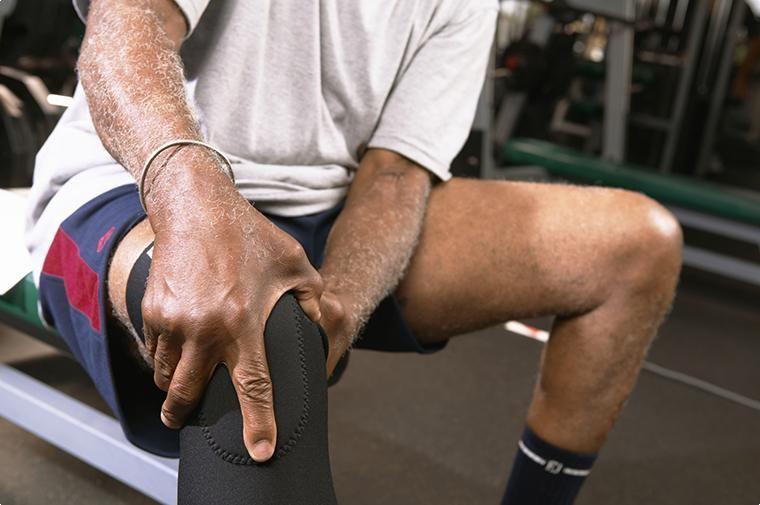Распространенные виды травм, которые возникают при тяжелых тренировках