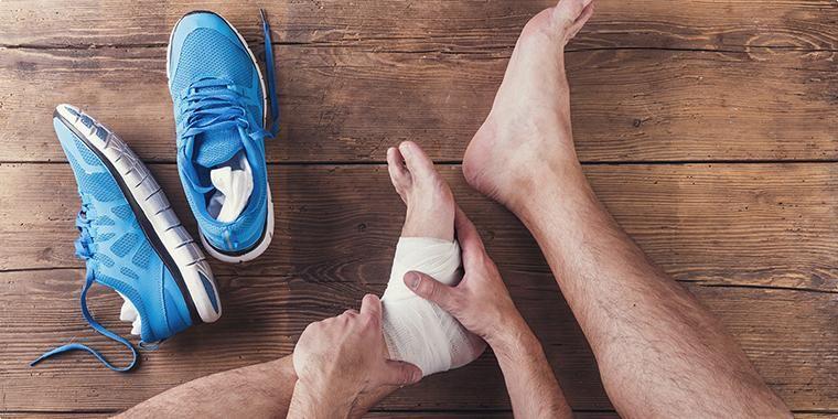 Как восстанавливаться после самых распространенных беговых травм, а также избежать их появления