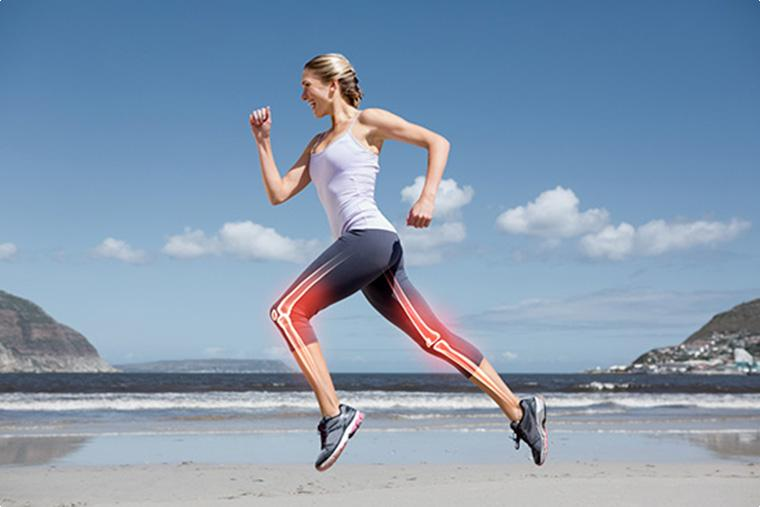 Можно ли бегать при растяжении связок колена