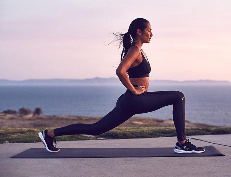 Круговая силовая тренировка для бегуна